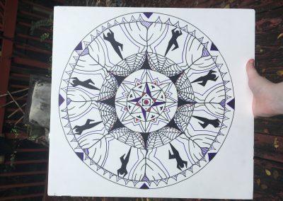 Widowmaker Mandala