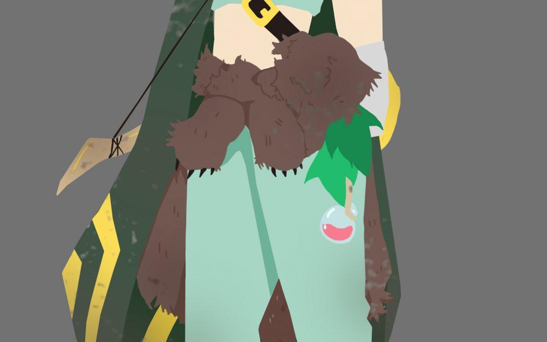 Thia Character Design